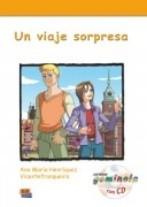 Un Viaje Sorpresa - Libro + Cd