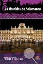 Las Tinieblas De Salamanca - Libro + Cd