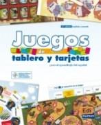 Juegos De Tablero Y Tarjetas + Cd-rom