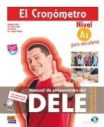 El Cronómetro. Examen A1 Escolares+cd