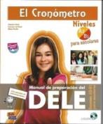 El Cronómetro. Examen A2/b1 Escolares+cd