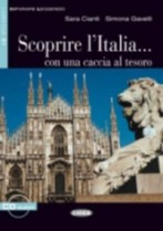 Scoprire I'italia + Audio-cd