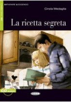 La Ricetta Segreta + Audio-cd
